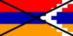 Separatçı rejimin bayrağı
